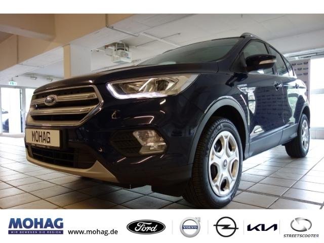 Ford Kuga Cool & Connect*RFK-Navi-Tempomat-2 Zonen Klima*, Jahr 2018, Benzin