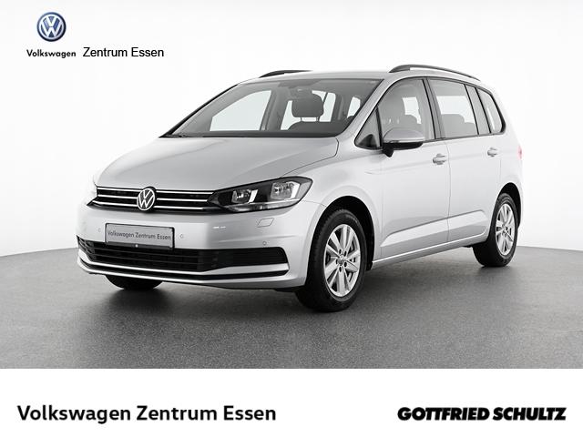 Volkswagen Touran Comfortline 1 5 TSI DSG 7-Sitzer Stdhzg DAB PDC, Jahr 2020, Benzin