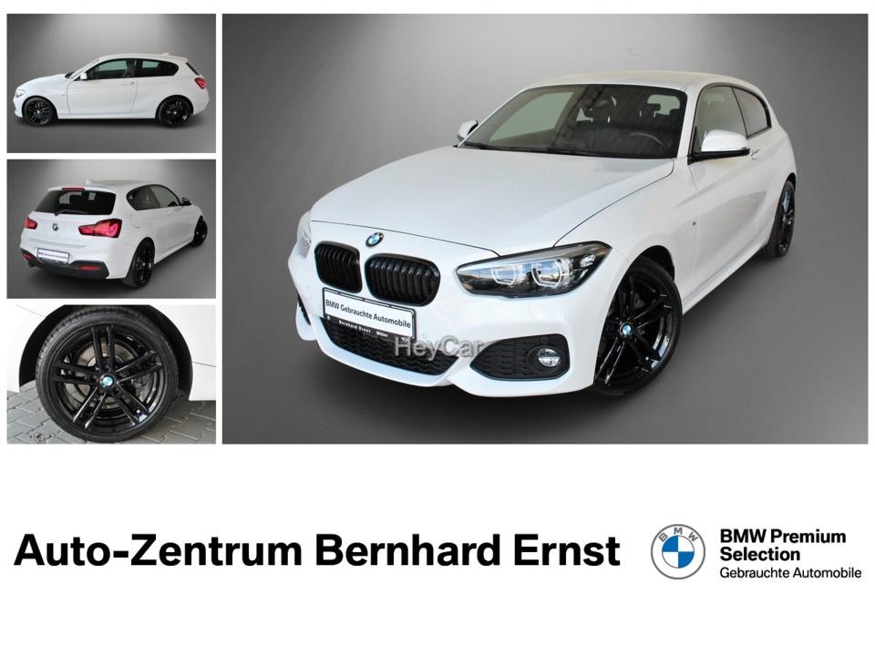 BMW 118i Edition M Sport Shadow Navi Prof. PDC RFT, Jahr 2018, Benzin