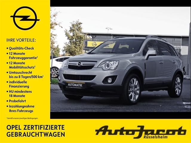Opel Antara 2.0 CDTI AT Design Edition Navi Leder SD, Jahr 2015, Diesel