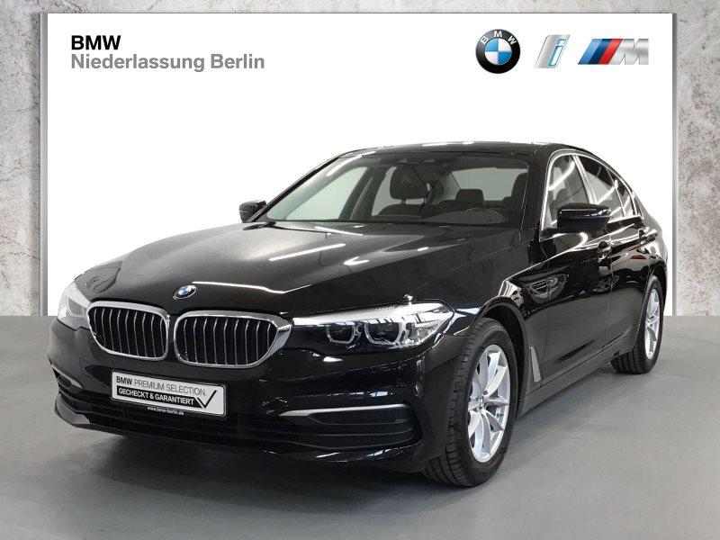 BMW 520d Lim. EU6 Aut. Leder LED NaviProf. HiFi GSD, Jahr 2017, Diesel