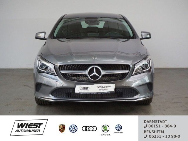 Mercedes-Benz CLA 200 Shooting Brake Urban, LED Navi Assists, Jahr 2018, Benzin