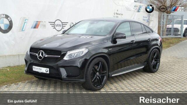 Mercedes-Benz GLE 450 Coupe AMG 4Mat.9G-Tronic Standheizung, Jahr 2016, Benzin