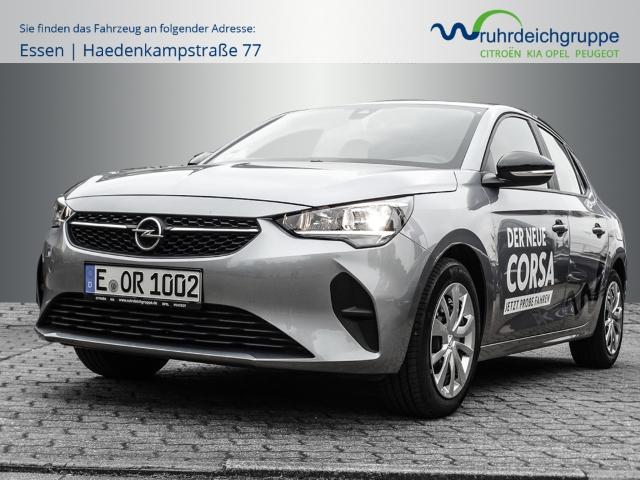 Opel Corsa F Edition 1.2 SHZ+PDC+DAB+Regen & Lichtsensor, Jahr 2019, Benzin