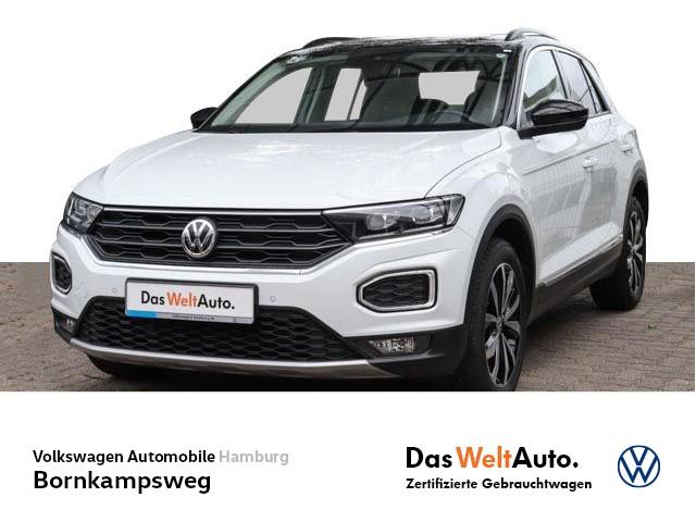 Volkswagen T-Roc 1,5 TSI Style DSG NAVI/KlLIMA/PDC/PANO, Jahr 2018, Benzin