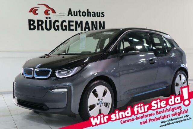 BMW I3 EDRIVE AUTO. 94 AH SCHNELLLADEN NAVI LED LM19, Jahr 2018, Hybrid