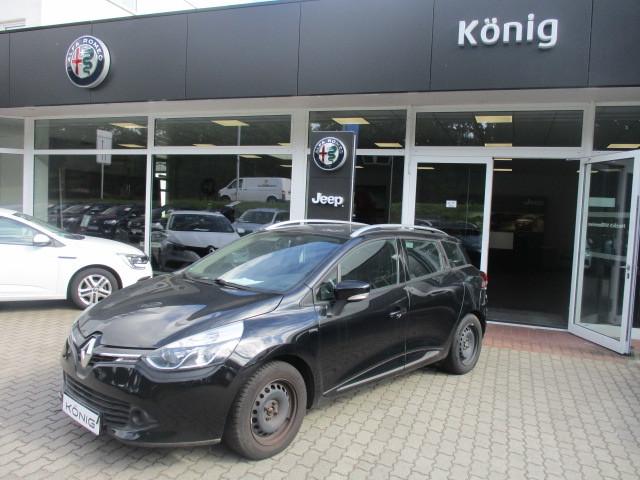 Renault Clio IV Kombi 1.2 16V LIMITED Navigation, Jahr 2015, Benzin