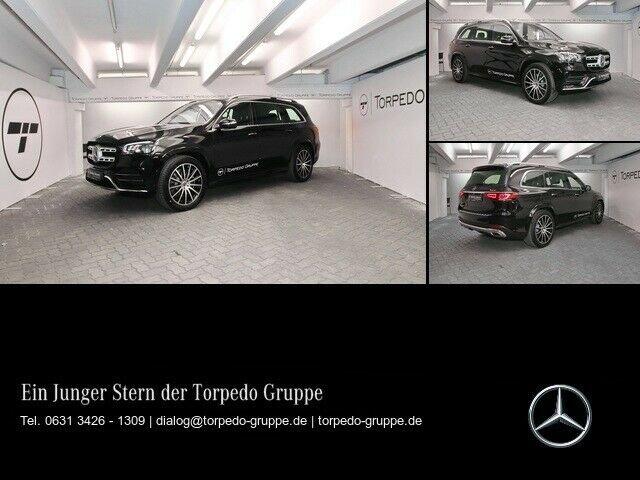 Mercedes-Benz GLS 400 d 4M AMG LED+PANO+AHK+DISTR+MBUX+AR+KEYL, Jahr 2019, Diesel