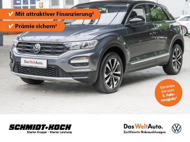 Volkswagen T-Roc 1.5 TSI United (EURO 6d) Navi Sitzhzg. PDC, Jahr 2020, Benzin