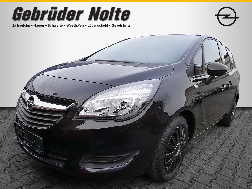 Opel Meriva, Jahr 2016, Benzin