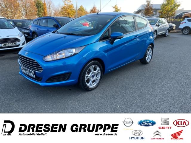 Ford Fiesta Trend 1.0 Klima+Telefon+Sitzheizung, Jahr 2014, Benzin