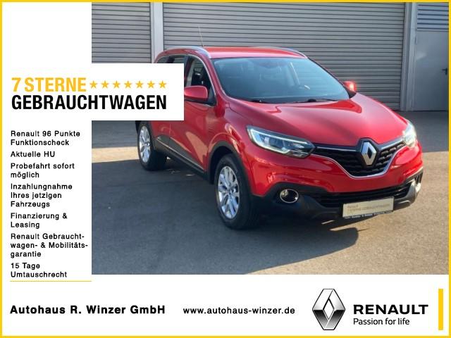 Renault Kadjar Experience Tempomat, Navi, Klima, Bluetooth, Jahr 2018, Benzin