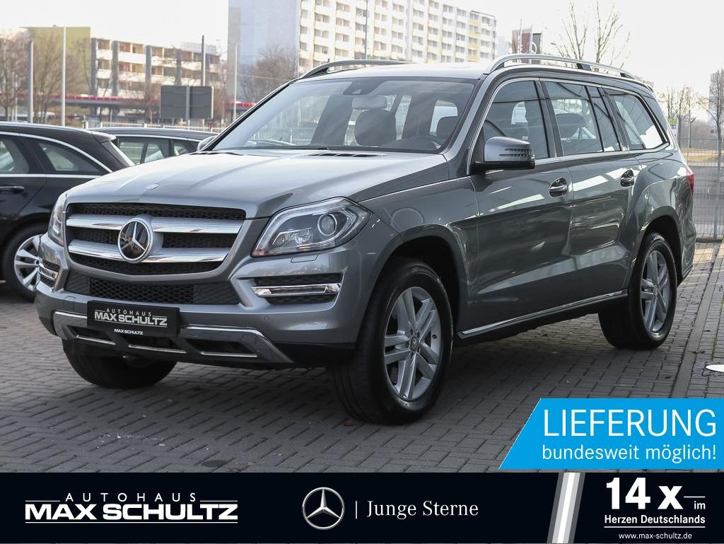 Mercedes-Benz GL 500 4M DISTR*KEYLESS*HARMANN*STANDH*MASSAGE, Jahr 2015, Benzin