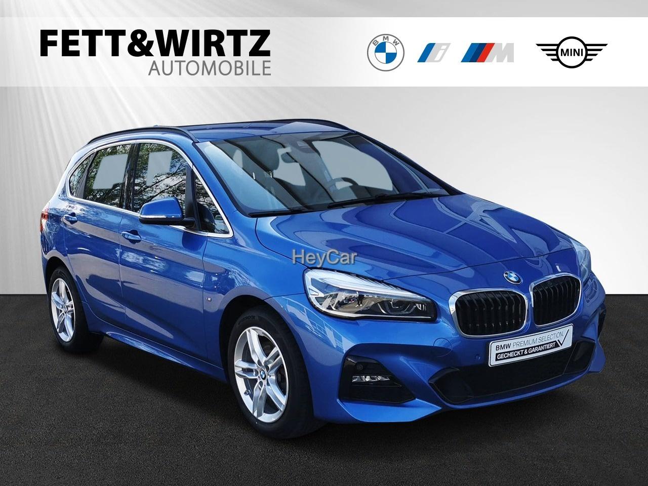 BMW 220 Active Tourer xD AT M-Sport LED Aut.-Heckkl. HK Navi, Jahr 2020, Diesel