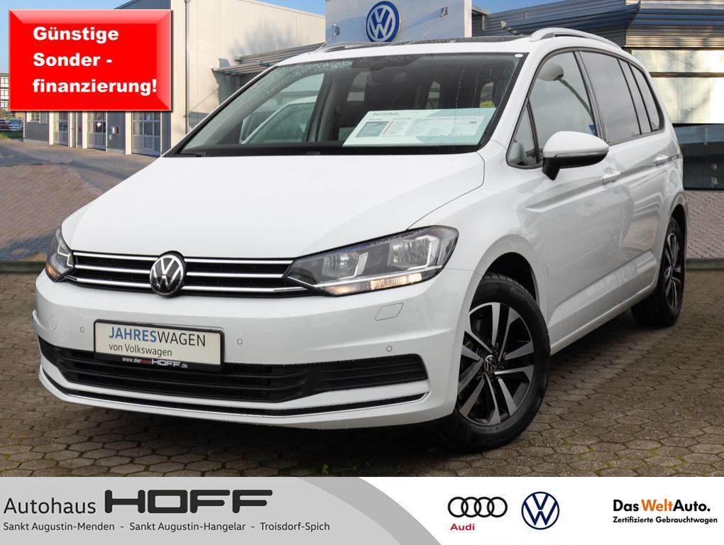 Volkswagen Touran 2.0 TDI United 7Sitze AHK Pano 5J.Garanti, Jahr 2020, Diesel