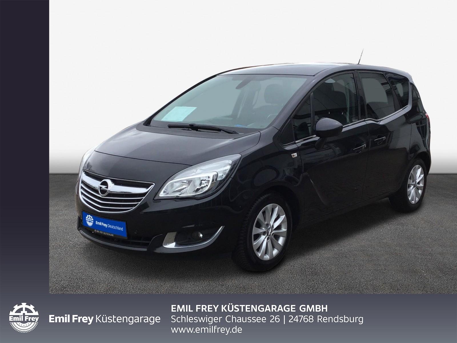 Opel Meriva 1.4 ecoflex Innovation, Jahr 2015, Benzin