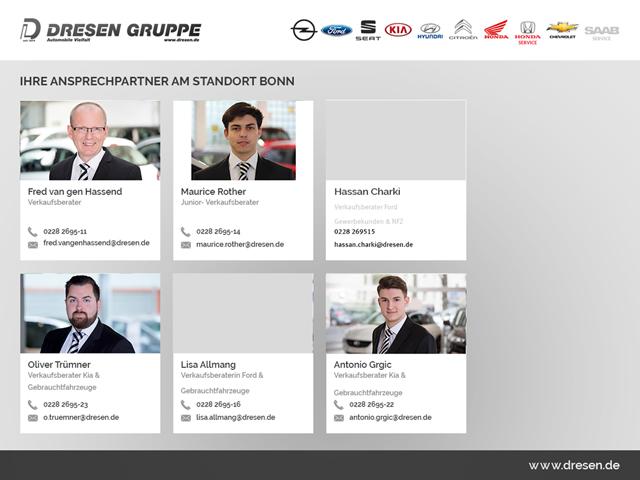 Kia Cee'd Edition 7 1.0 T-GDI EU6d-T, Jahr 2020, Benzin