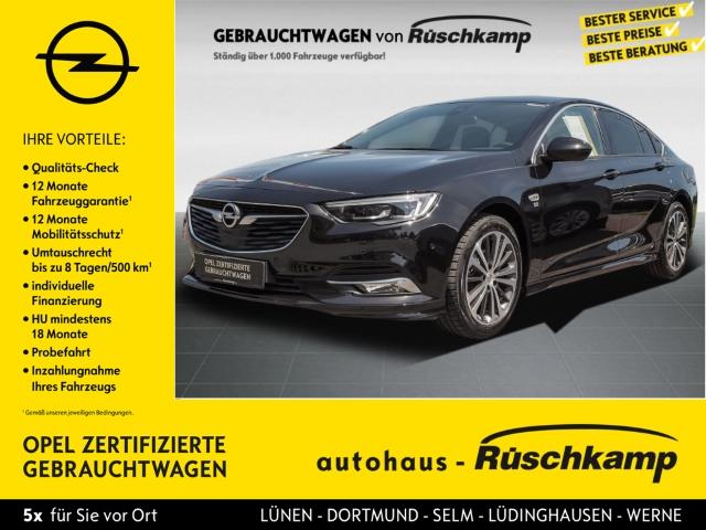 Opel Insignia Grand Sport Dynamic 1.5 Turbo Leder Navi Keyless Klimasitze, Jahr 2017, Benzin