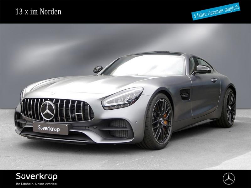 Mercedes-Benz AMG GT C NIGHT+ DYNAMIC-PLUS-PAKET+ DESIGNO+ ATP, Jahr 2021, Benzin