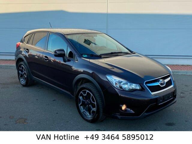 Subaru XV Exclusive, Jahr 2012, petrol