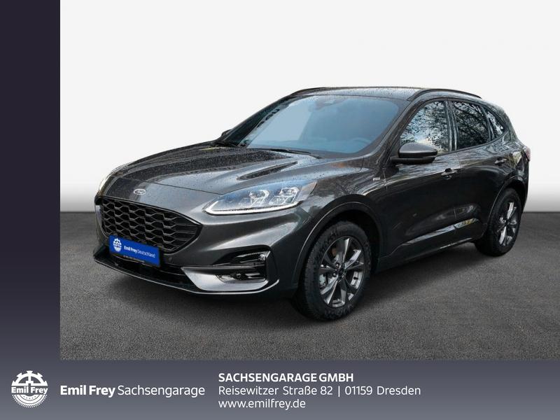 Ford Kuga 1.5 EcoBoost ST-LINE X Heckkl. el. Winterp., Jahr 2020, Benzin