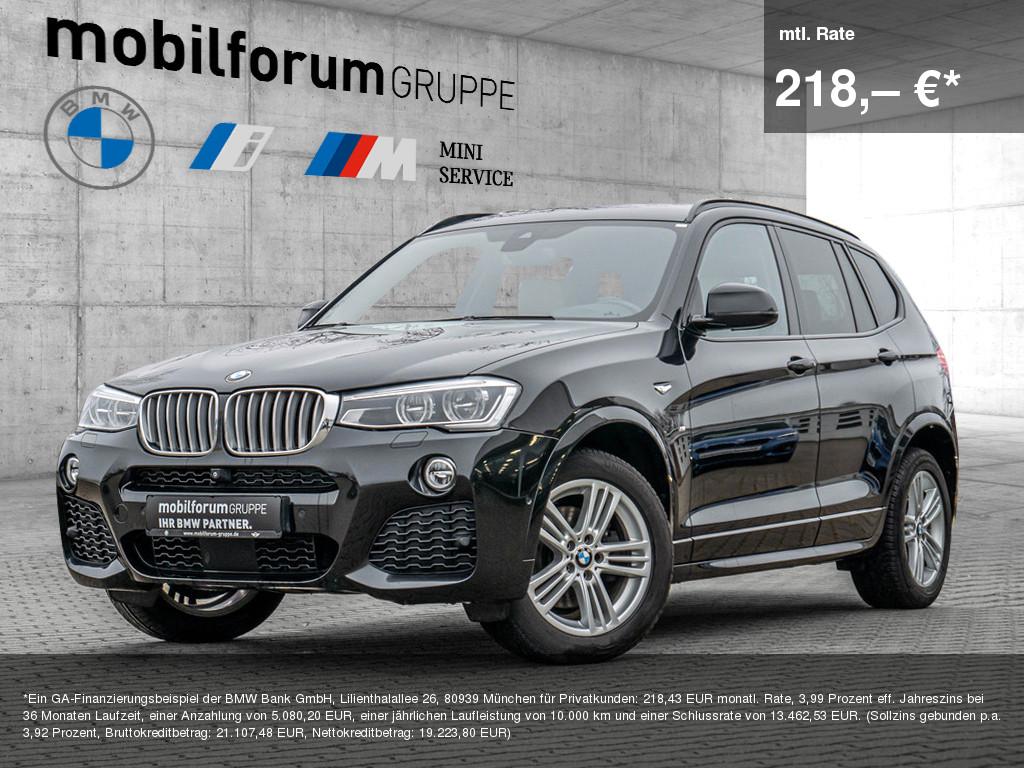 BMW X3 xDrive30d M-Sport, Jahr 2015, Diesel