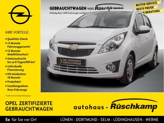 Chevrolet Spark LS 1.0, Jahr 2012, Benzin