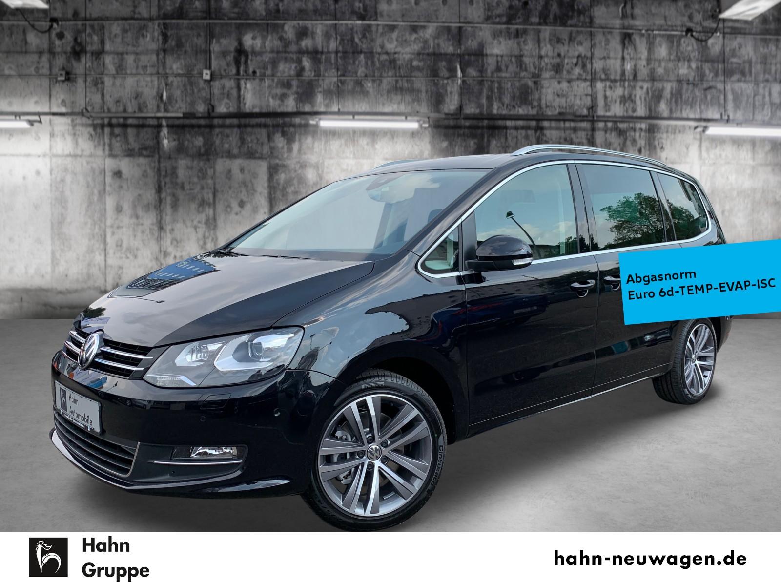 Volkswagen Sharan Highline 2,0TDI DSG 7Sitz Nav Xen Pan AHK, Jahr 2021, Diesel