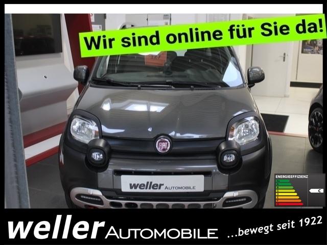 Fiat Panda 4X4 CROSS 0.9 // Klimaautomatik, Nebelscheinwerfer, DAB-Radio, Jahr 2020, Benzin