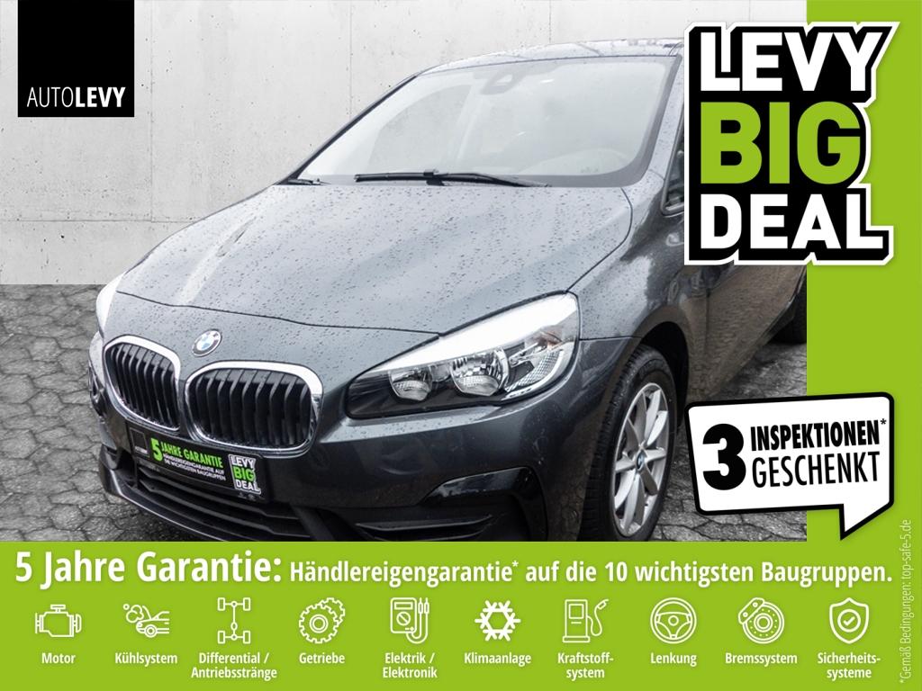 BMW 220 Active Tourer Aut. *KLIMA*ALLWETTER*USB*BT*, Jahr 2018, Benzin
