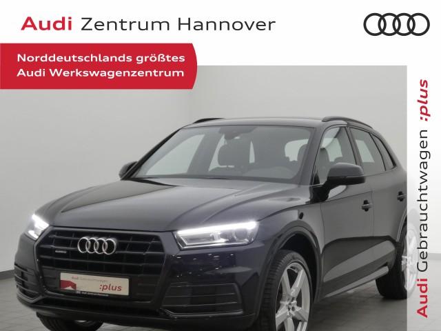Audi Q5 2.0 TDI Sport, Leder, Navi, Xenon, virtual, Jahr 2017, Diesel