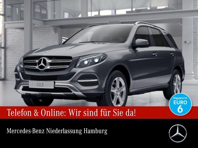 Mercedes-Benz GLE 250 d 4M COMAND ILS LED AHK Kamera EDW 9G Temp, Jahr 2016, Diesel