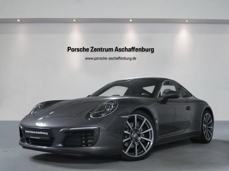 Porsche 911 Carrera 4 Sportsitze Bose PDLS Kamera, Jahr 2017, Benzin