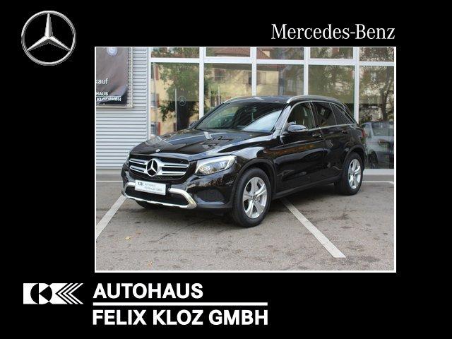 Mercedes-Benz GLC 220 d 4M Exclusive LED NAVI EASY-PACK Totw., Jahr 2017, Diesel