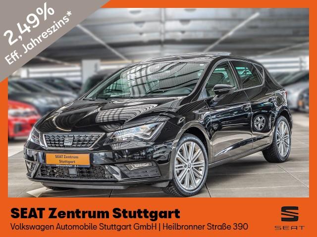 Seat Leon Xcellence 1.5 TSI DSG 110 kW, Jahr 2020, Benzin