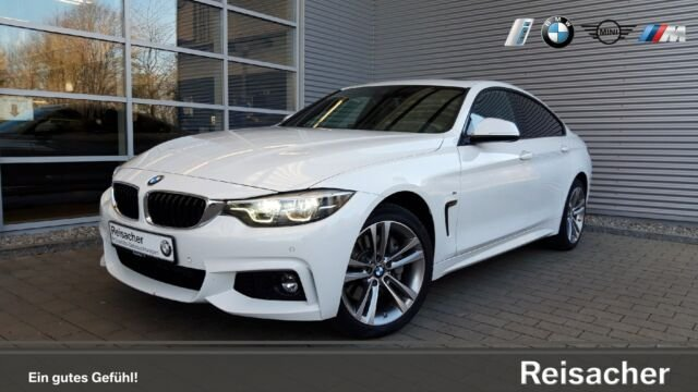 BMW 440i A xDrive GC M-Sport,NaviP,adLED,DAB,GSD,AHK, Jahr 2017, Benzin