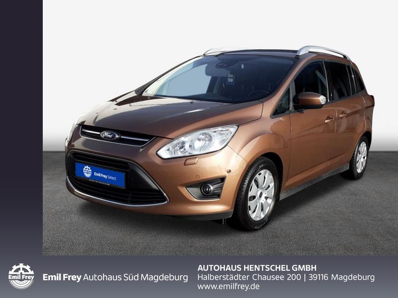 Ford Grand C-Max 1.0 EcoBoost SYNC Edition, Jahr 2014, Benzin
