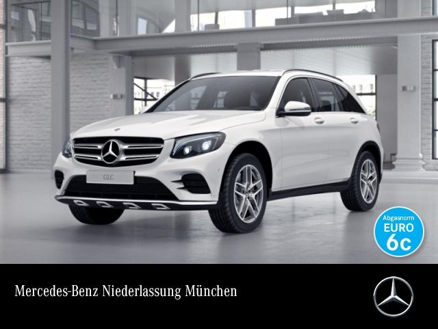 Mercedes-Benz GLC 220 d 4M AMG COMAND ILS LED Kamera EDW 9G Temp, Jahr 2018, Diesel