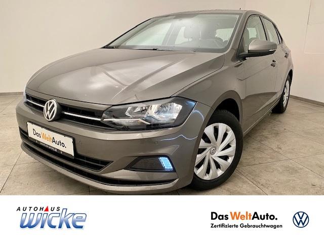 Volkswagen Polo 1.0 Comfortline Klima PDC DAB+, Jahr 2020, Benzin