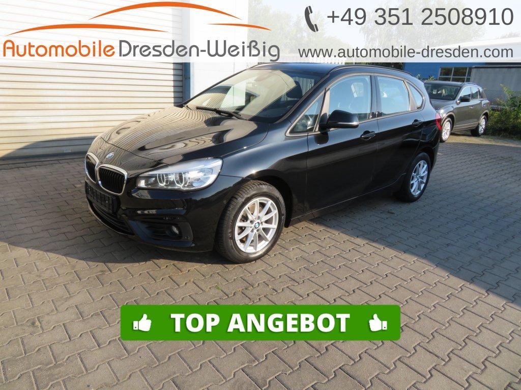 BMW 218 Active Tourer dA Advantage*Navi*voll LED*, Jahr 2017, Diesel