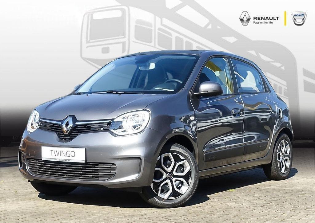 Renault Twingo LIMITED SCe 75 SD SHZ PDC KLIMA BT ZV, Jahr 2020, Benzin