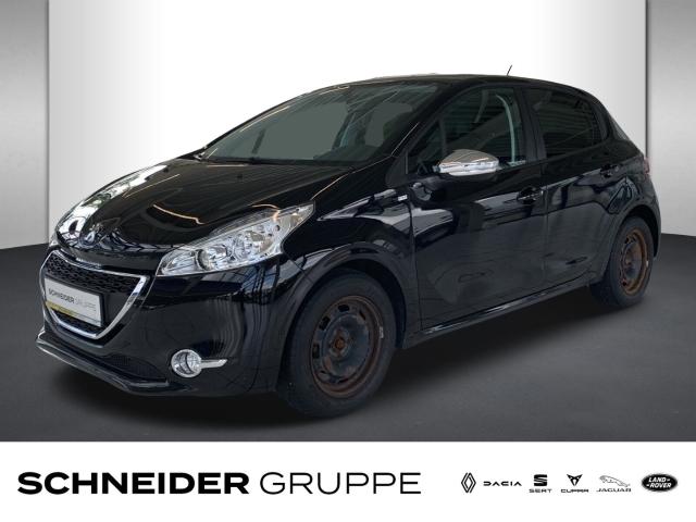 Peugeot 208 Style ISOFIX+SSP+TEMPO+SHZ+PDC+KLIMA+ASR, Jahr 2014, Benzin