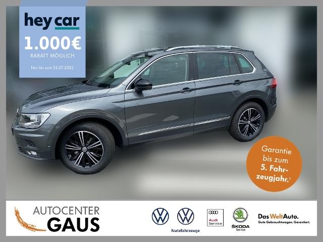 Volkswagen Tiguan IQ.Drive 1.5 TSI AHK Navi ACC Standhzg., Jahr 2020, Benzin