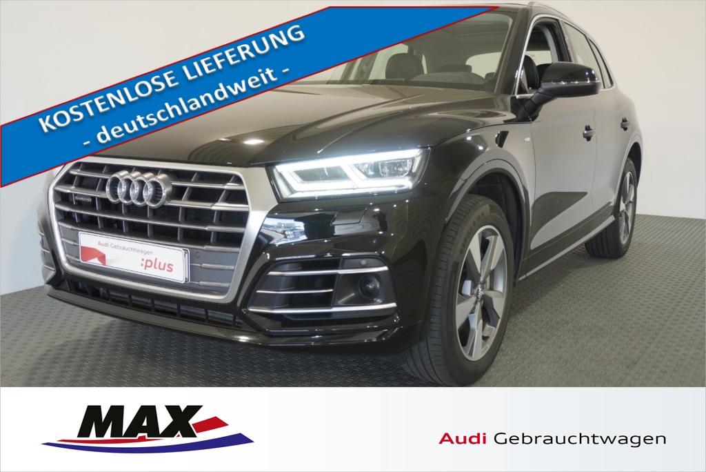 Audi Q5 3.0 TDI Sport Qu. S Line LED AHK PANO STHZ, Jahr 2019, Diesel
