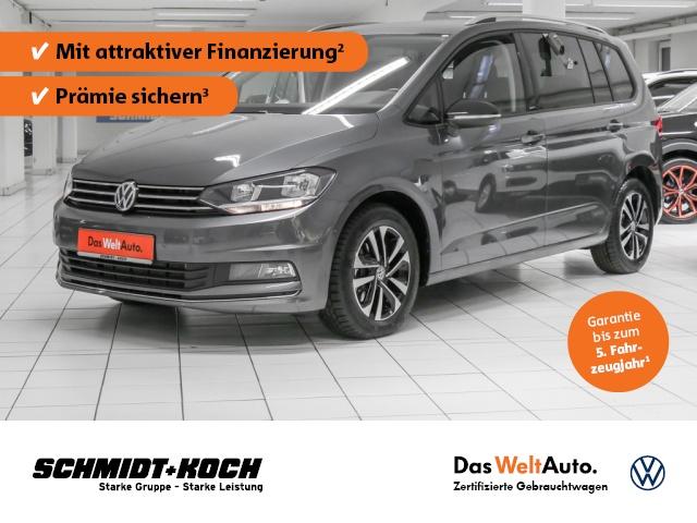 Volkswagen Touran 2.0 TDI BMT IQ.DRIVE DSG, AHK, 7-Sitzer, Jahr 2020, Diesel