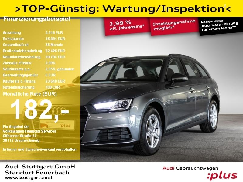 Audi A4 Avant 35 TDI S tronic AHK Xenon Navi PDC SHZ, Jahr 2019, Diesel