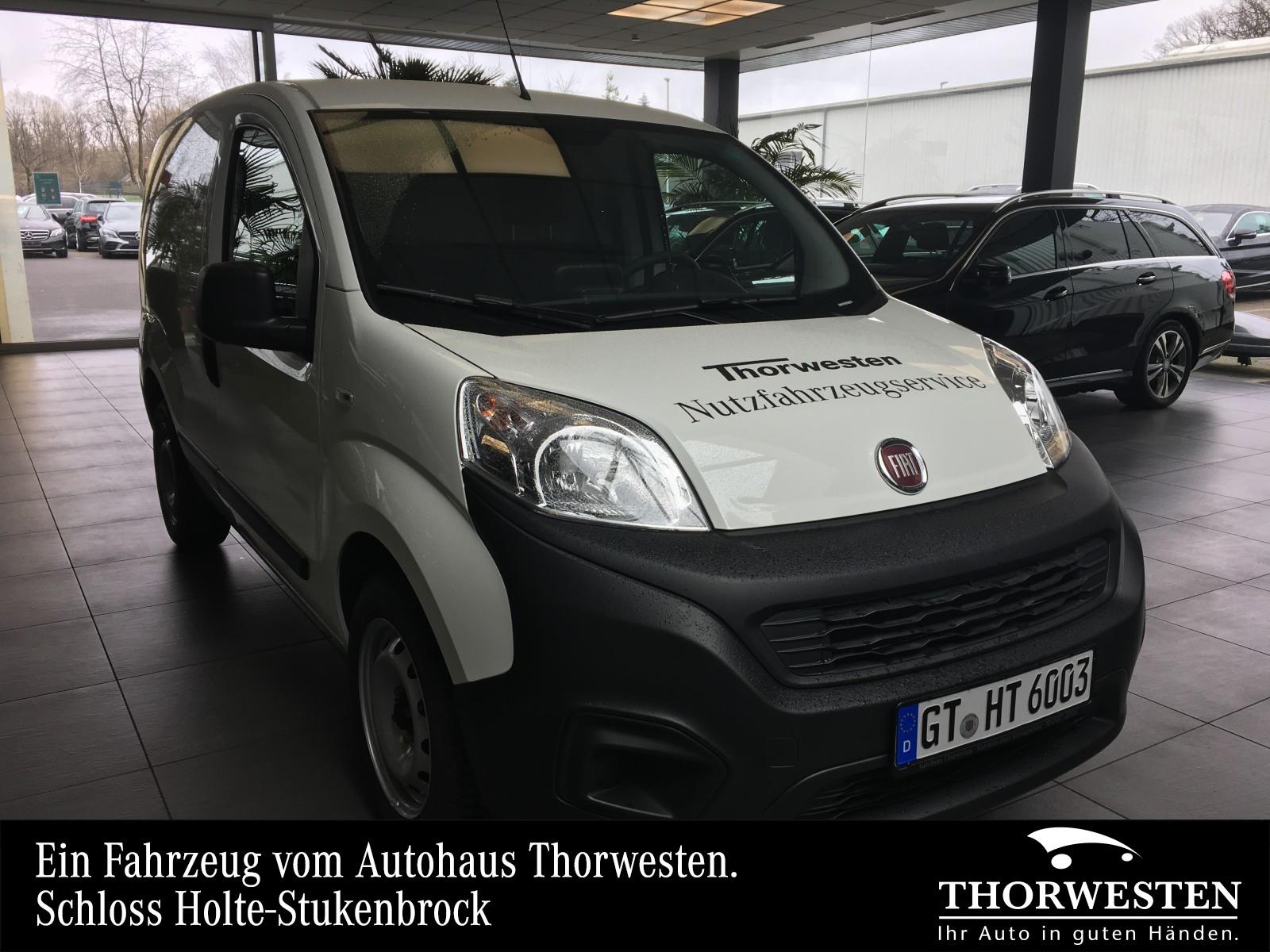 Fiat Fiorino 1.3 Multijet DAB Radio Klima EU6d-Temp, Jahr 2020, Diesel