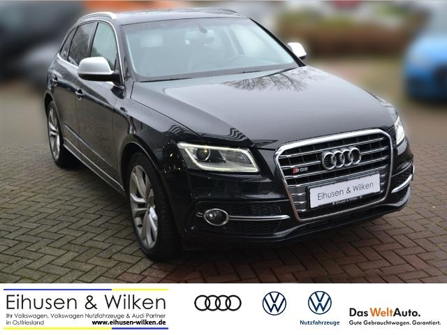 Audi SQ5 *LEDER*AHK*PANO*NAVI*XENON*SPORT*, Jahr 2013, diesel