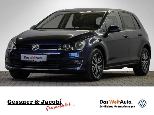 Volkswagen Golf VII Allstar 2.0 TDI BMT EU6 AHK DSG Navi, Jahr 2016, Diesel
