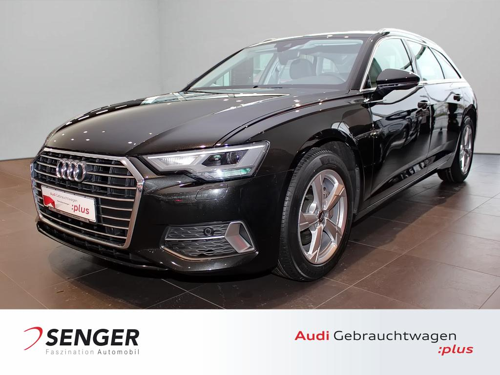 Audi A6 Avant Sport 40 TDI Alcantara Memory RKamera, Jahr 2019, Diesel